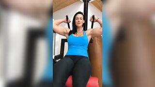 Muscular Women: Cindy Landolt