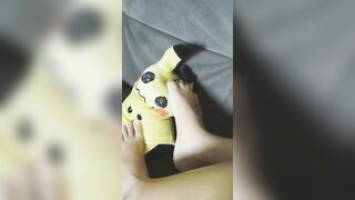 Feet In Your Face: What's your favourite Pokemon?