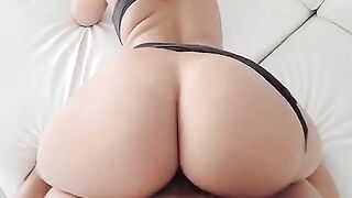 Doggy Style Position: All asses looks chubby in this position